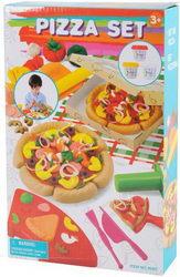 Набор с пластилином Пиццерия, Playgo