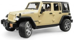 Внедорожник Jeep Wrangler Unlimited Rubicon, Bruder 02-525