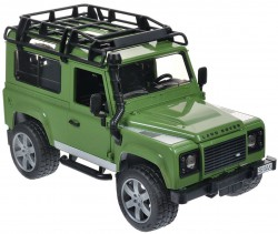 Внедорожник Land Rover Defender, Bruder  02-590